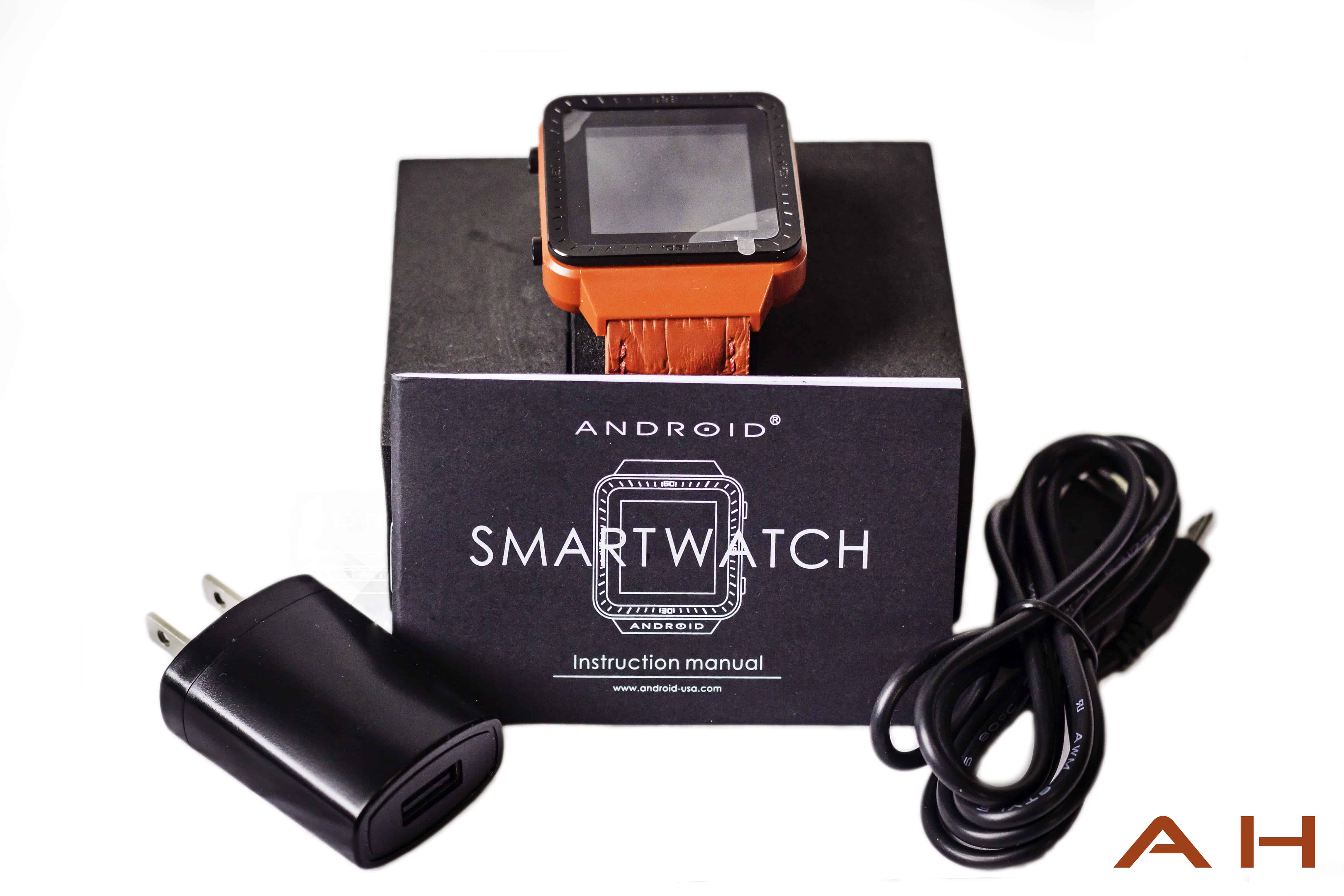 Android SmartWatch 1