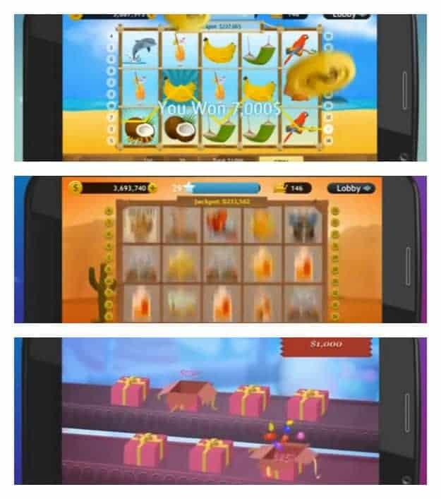 Best Casino - Slot Machines Collage