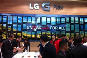LG Thinks Knock-Code is Unique, and Will Differentiate them From Competitors