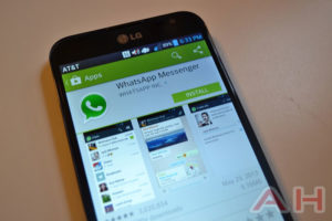 Sundar Pichai Denies Google Bid on Acquiring WhatsApp