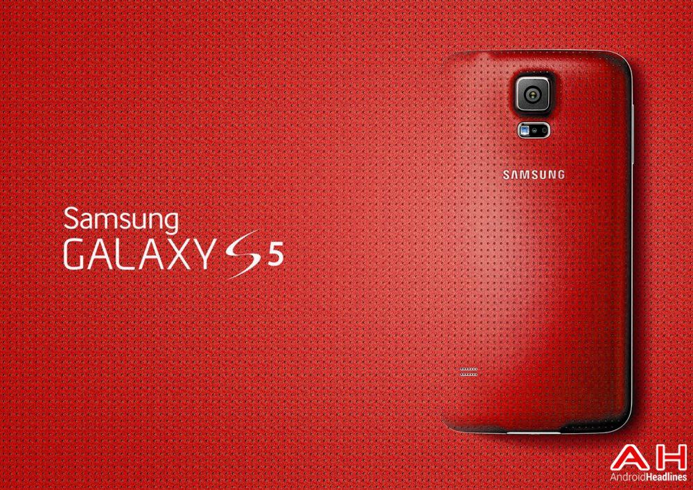 GS5 Galaxy S5 2.84 verizon red