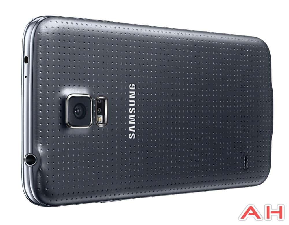 GS5 Galaxy S5 5.1 Black
