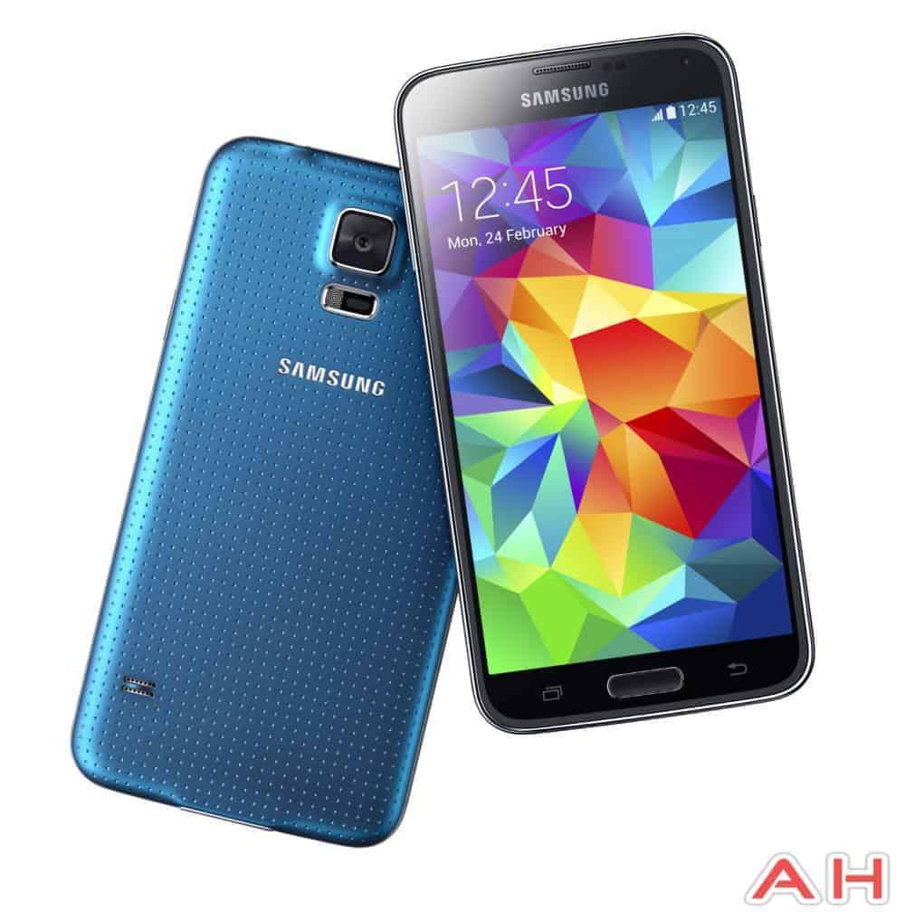 GS5 Galaxy S5 6.6 Blue