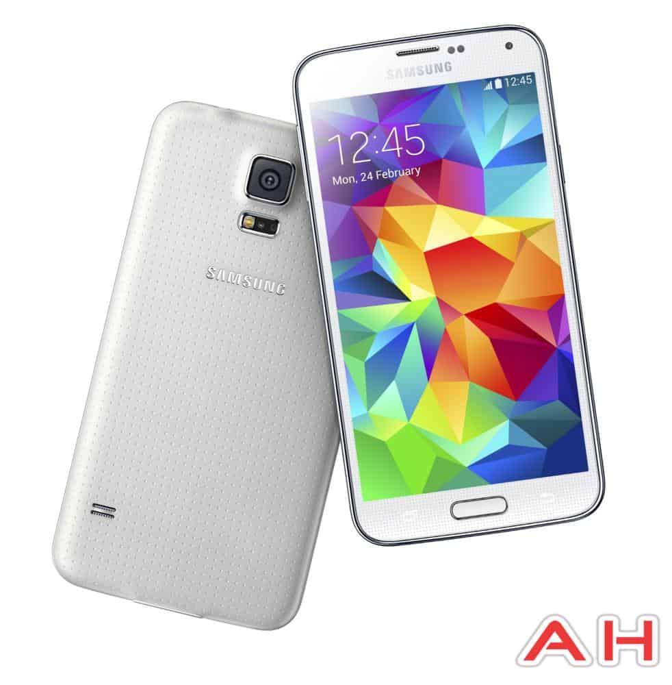 GS5 Galaxy S5 7.6 White