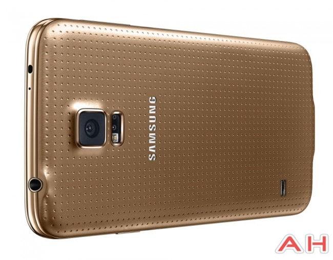 GS5 Galaxy S5 8.1 Gold