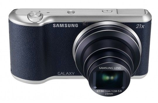 Samsung Galaxy Camera 2 Arrives in March, Priced at $449.99