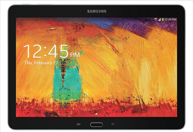 Galaxy Note 10.1 2014 edition with Verizon branding leaked 1