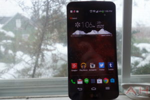 Featured Review: LG G Flex