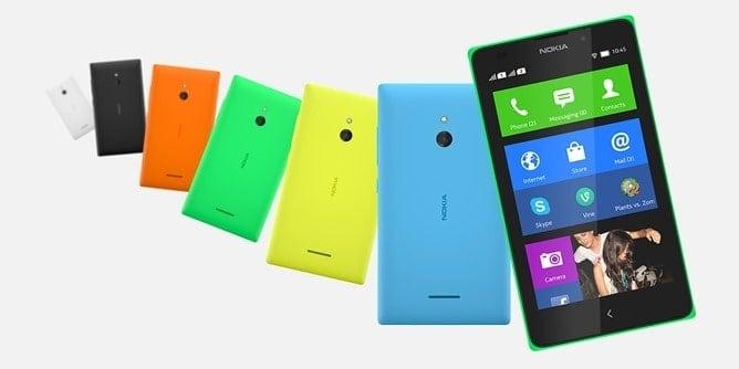 Nokia X 6