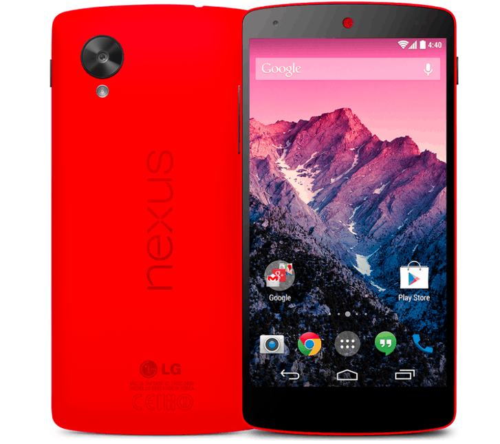 Red Nexus 5 Large