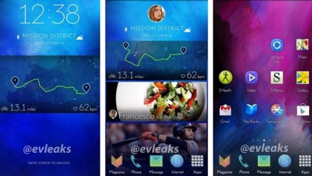 S5 TouchWiz