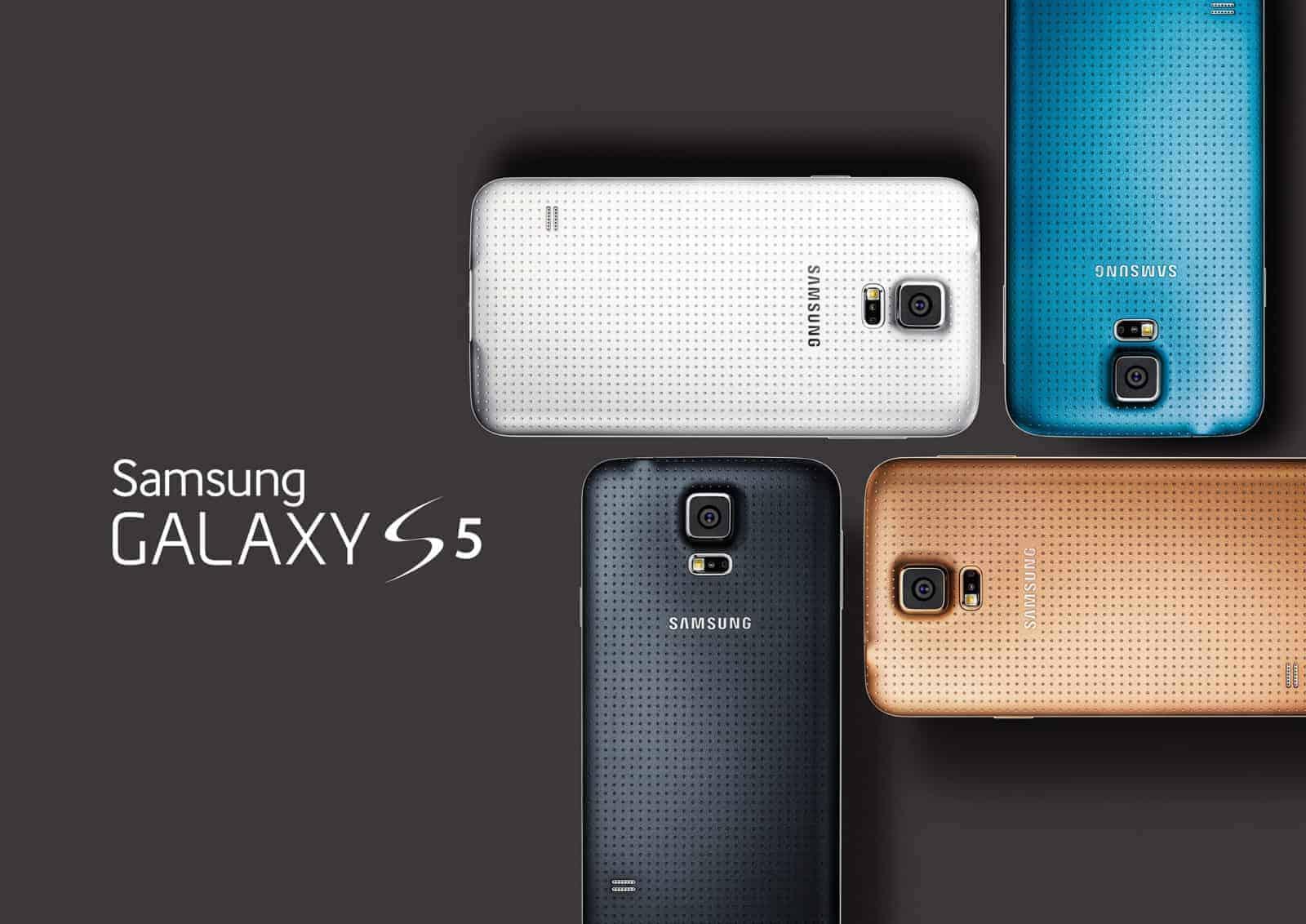 Samsung Galaxy S5  19