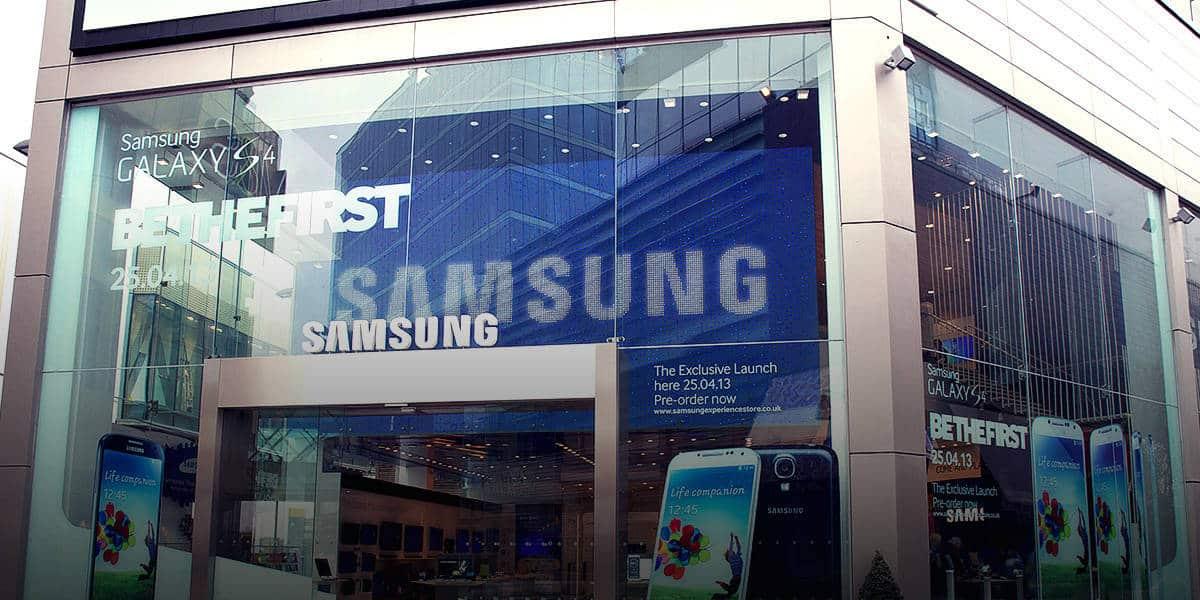 Samsung Logo Store 1.2 2014