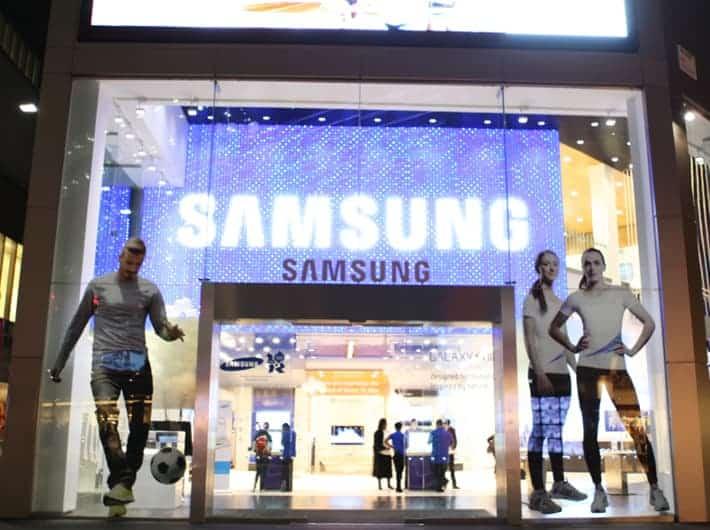 Samsung Logo Store 2.2 2014