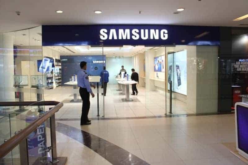 Samsung Logo Store 3.2 2014