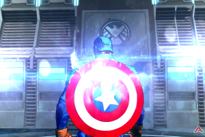 Captain America: The Winter Soldier Coming Soon From Marvel And Gameloft; Boasts Team-Based Combat