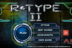 Dot Emu Brings Back An Old School Classic Reborn With R-Type II
