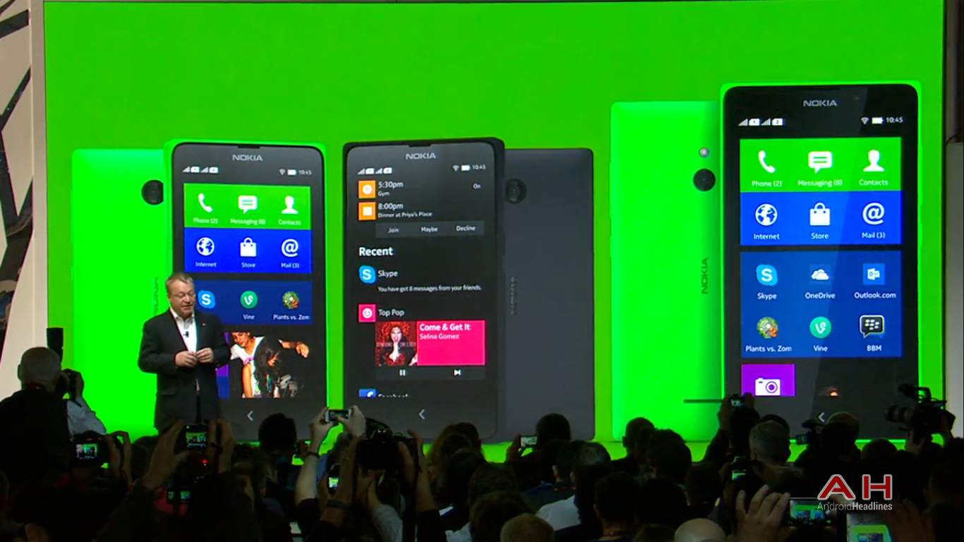 Nokia Announces The X And Xl Family Of Green Ok So Just Took Lid Off Nokias New Affordable Smartphones Heres What We Knew About Far