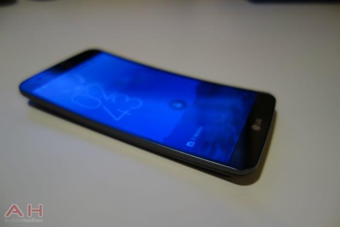 T Mobile LG G Flex Unboxing 1