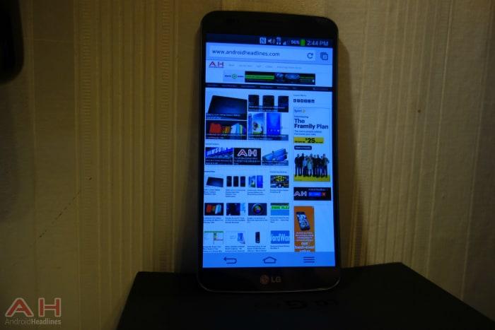 T Mobile LG G Flex Unboxing 7