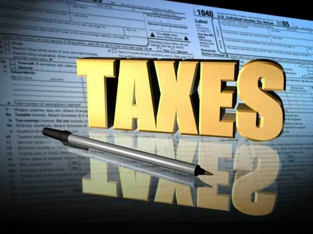 Taxes Main