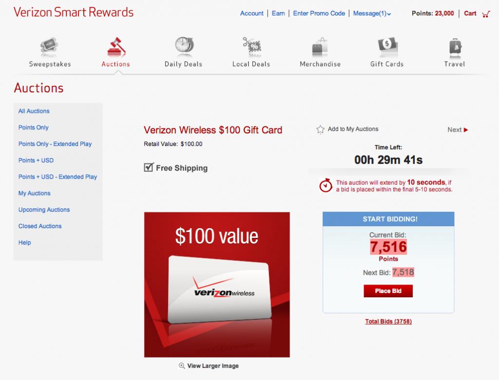 VerizonSmartRewards