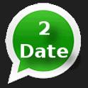 Whatsapp2date