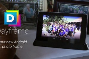 Dayframe Gets Updated with Chromecast Support and a New Interface