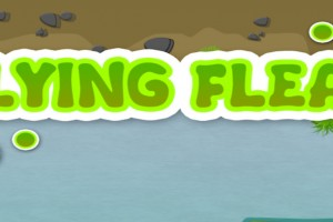 Sponsored Game Review: Flying Flea – Jetpacking Fleas