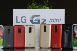 LG's G2 Mini Set to Launch in Most Markets This April; No North American Date in Sight