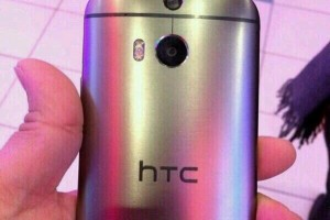Latest HTC M8 Leak Reveals Shiny Metal Back with Two Cameras