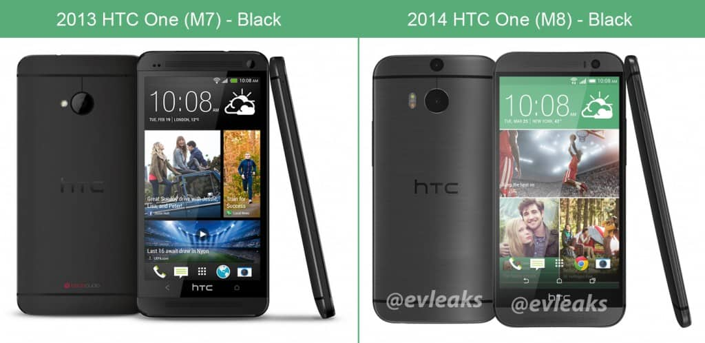 htc one 2013 versus 2014 gray black 1024x498
