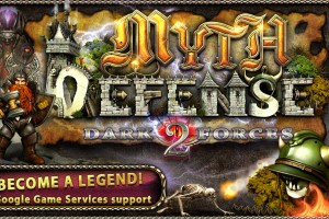 Sponsored Game Review: Myth Defense 2