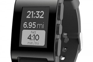 Deal: Pebble Smartwatch on Sale for $137