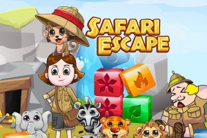 Sponsored Game Review: Safari Escape