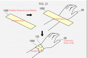 Samsung Applies For Patents For A Variety Of Flexible Displays