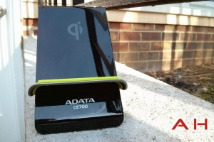 Featured Review: ADATA CE700 Qi Wireless Charging Stand