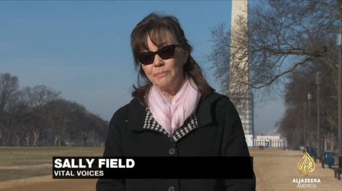 Al Jazeera America Sally Field