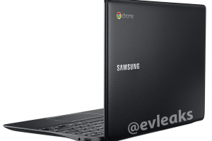 New Samsung Chromebook Shows Its Backside In Latest Image Leak