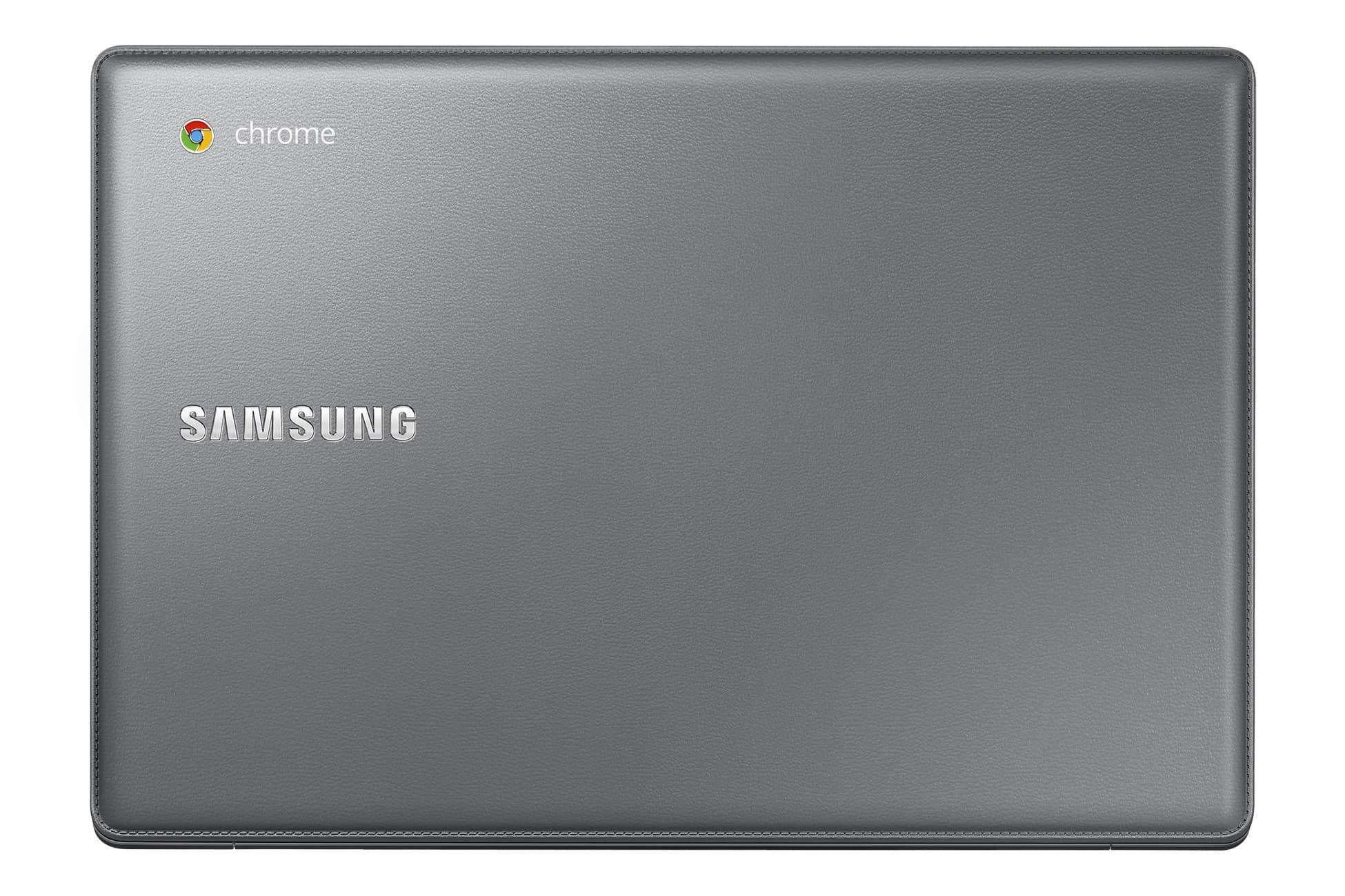 Chromebook2 13 010 Top Titanium Gray