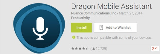 Dragon On Google