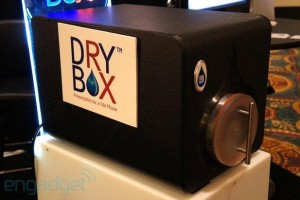 Dry Your Phone Out With A Dry Box Rescue Station