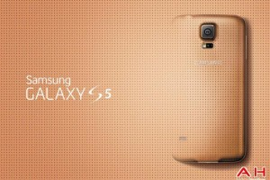 Vodafone UK to Sell Copper Gold Version of the Galaxy S5 Exclusively