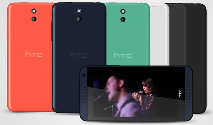 HTC Desire 610 ATT 1