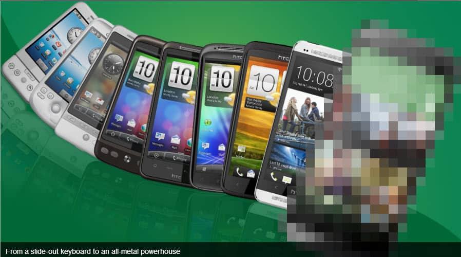 HTC History Main