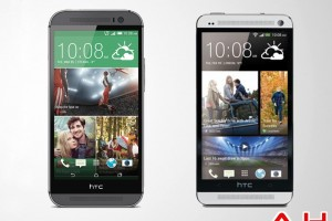 Android Phone Comparisons: HTC One M7 vs HTC One M8