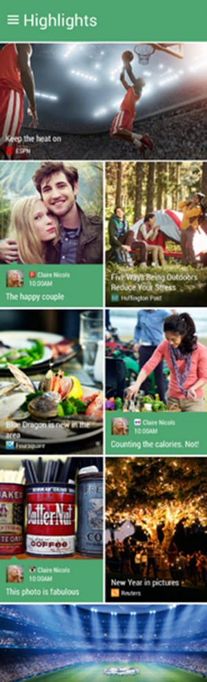 HTC One New Features