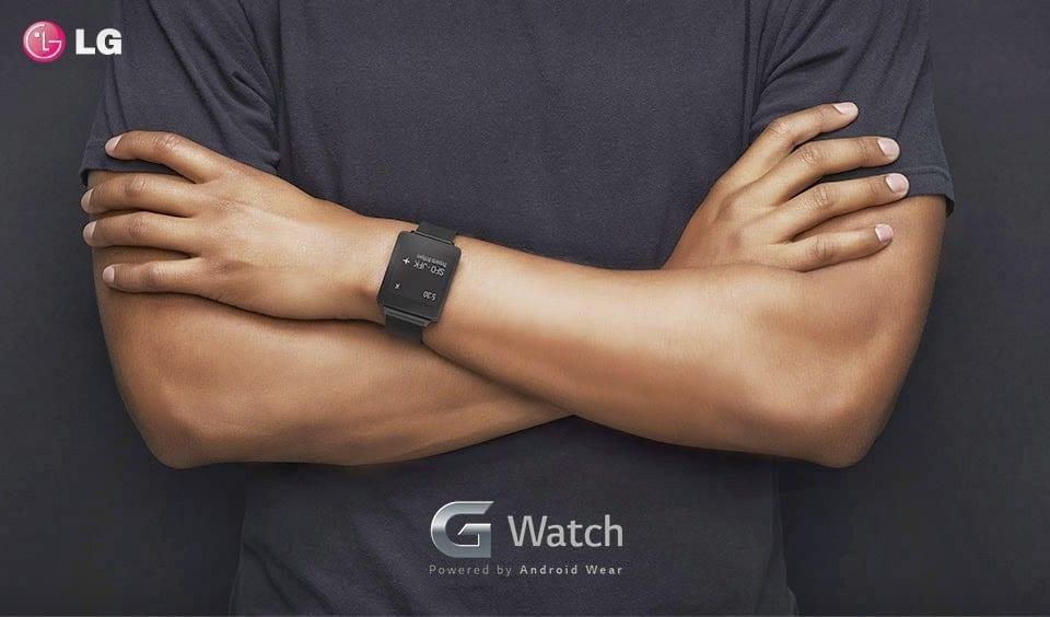 LG G-Watch 2