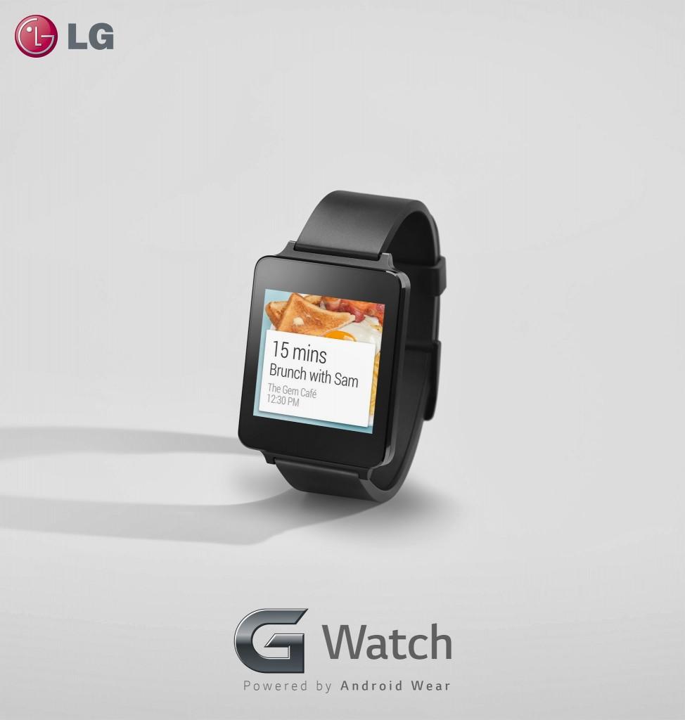 LG G-Watch