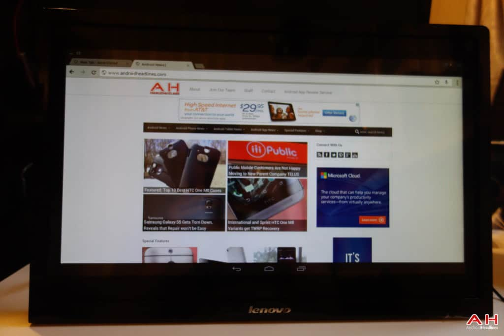 Lenovo N308 All in one Review AH 16